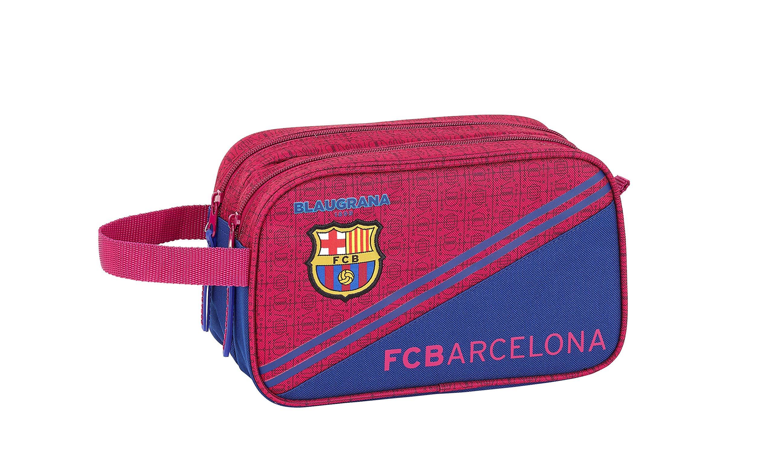 FC Barcelona Corporativa Oficial Mochila Escolar Infantil Grande 260x125x150mm