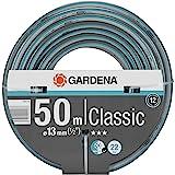 "GARDENA Classic slang 13 mm (1/2"") 50 m: Universele kruisgeweven tuinslang, 22 bar barstdruk, druk- en uv-bestendig (18010-20"