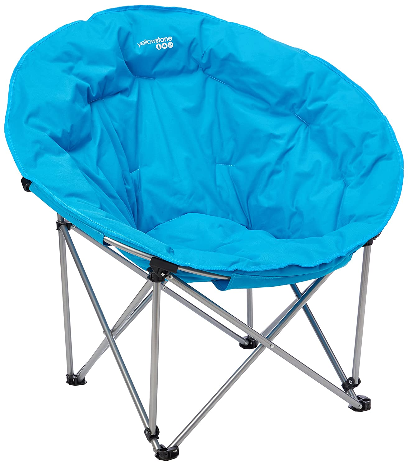 Yellowstone Deluxe Orbit Chair Blue Amazon Sports & Outdoors
