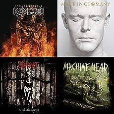 Neue Metal-Künstler bei Prime Music