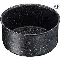 Tefal L6712812 Ingenio Authentic Casserole Tous Feux Dont Induction, Aluminium, Noir, 16 cm, fabriqué en France