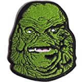 ☆ Creature from the Black Lagoon 4' x 3' Gillman Patch Universal Monsters NEW ☆