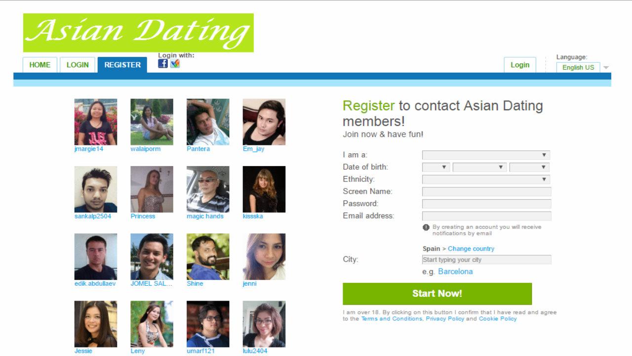 100 gratuit asiatique rencontres website