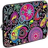 Sidorenko 14-14,2 Pulgada Funda Laptop para MacBook Pro | Caja del Cuaderno Neopreno | Caja del Ordenador portátil Cremallera