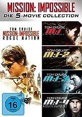 Mission: Impossible - 5-Movie-Set [5 DVDs]