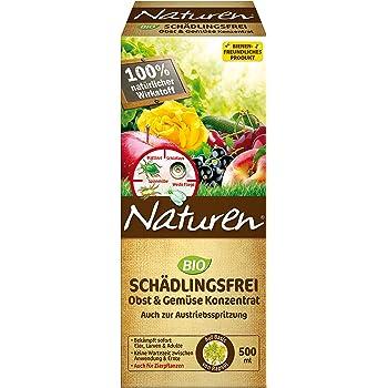 Naturen Bio Schadlingsfrei Obst Und Gemuse Konzentrat Naturliches