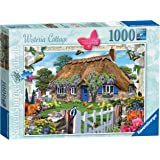 Ravensburger Country Cottage Collection Wisteria Cottage Jigsaw Puzzle (1000 Piece)