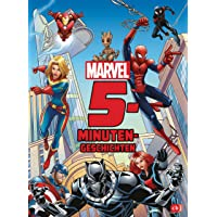 Marvel 5-Minuten-Geschichten: Vorlesegeschichten ab 6 Jahren