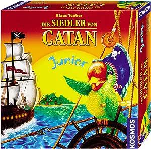 Kosmos 6961080 - Die Siedler von Catan Junior: Amazon.de