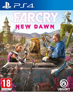 Far Cry New Dawn Limited Edition Ps4 Amazon Co Uk Pc Video Games