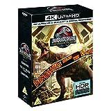 Jurassic Park Trilogy (4K UHD + BD +UV) [Blu-ray]