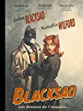 Blacksad - Hors-série - tome 0 - Blacksad les dessous de l'enquête