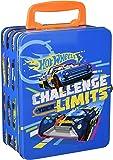 Theo Klein 2883 - Hot Wheels Autosammlerkoffer aus Metall, Spielzeug