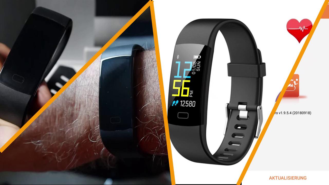 Letscom Aktivitätstracker : Moson fitness armband fitness tracker aktivitätstracker pulsuhren
