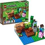LEGO Minecraft 21138 - Melonenplantage, Konstruktionsspielzeug