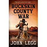 Buckskin County War (Colorado Territory Book 1) (English Edition)