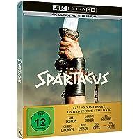 Spartacus 4K UHD limited Steelbook (Exlusiv bei Amazon) [Blu-ray]