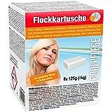 Steinbach Piscine Cartouche de Chimie, flockung, 8x 125g, Blanc, 10x 10x 20cm, 0754001