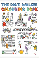 The Dave Walker Colouring Book Paperback