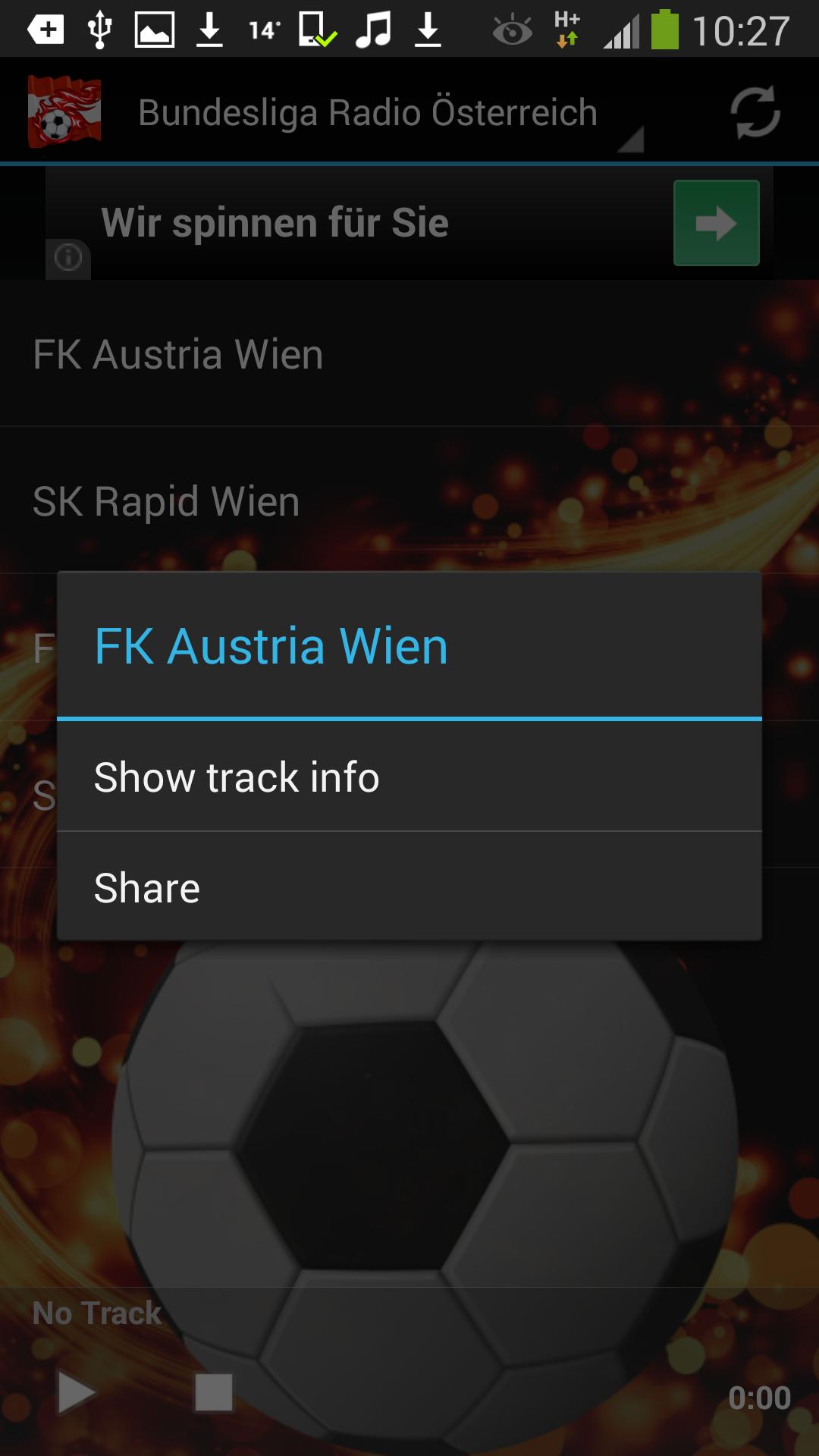 Bundesliga Amazon Radio