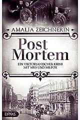 Post mortem: Ein viktorianischer Krimi mit Mrs und Mr Fox (Baker Street Bibliothek) Kindle Ausgabe