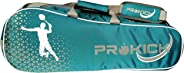 Prokick Badminton Kitbag with Double Zipper Compartments