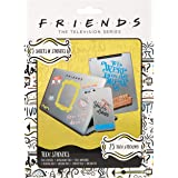 FRIENDS- Set de 25 Autocollants (How You Doin'), TS7428, Multicolore