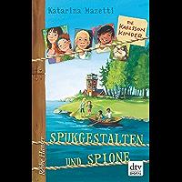 Die Karlsson-Kinder Spukgestalten und Spione (Die Karlsson-Kinder-Reihe 1)