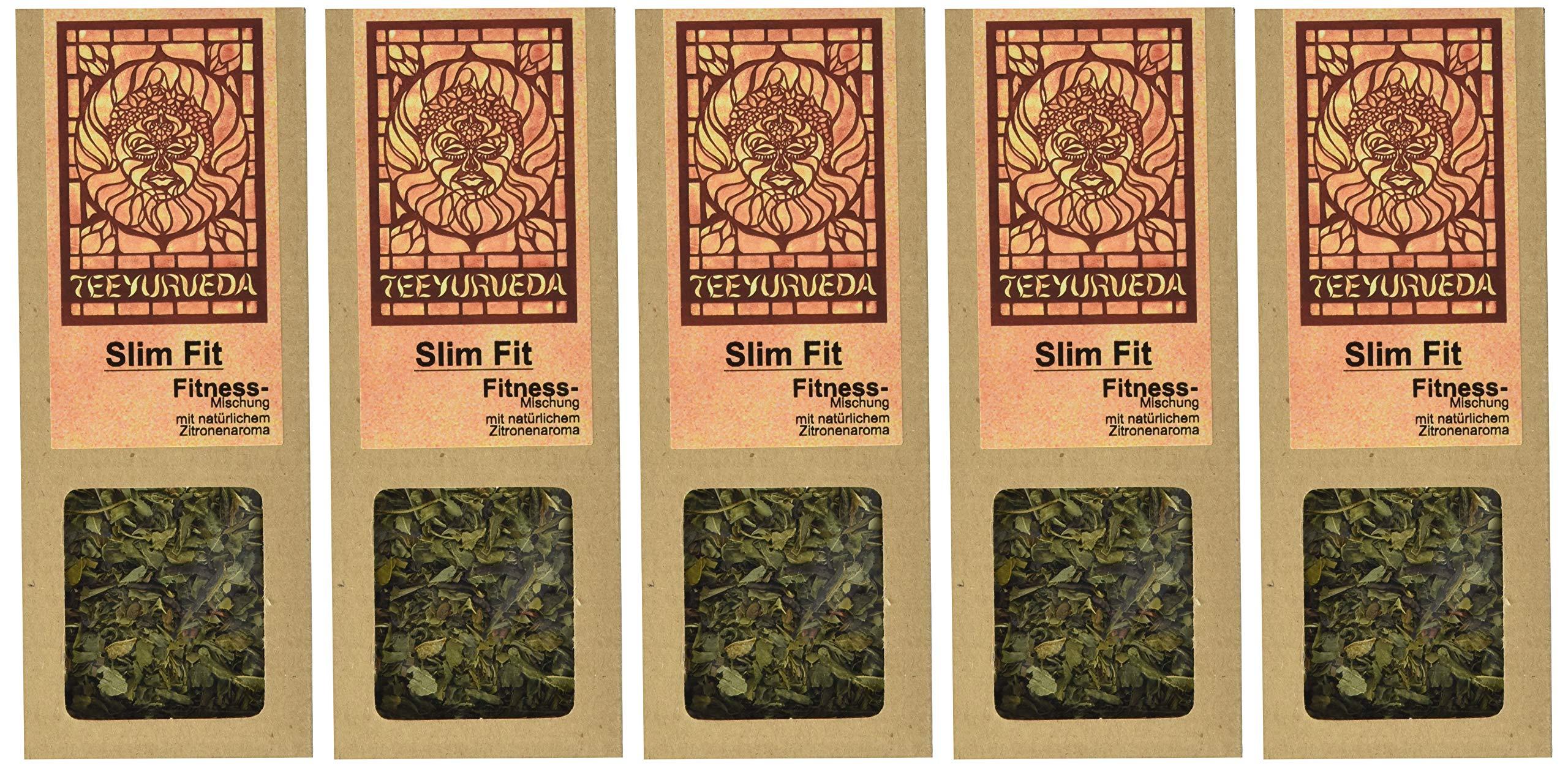 Teeyurveda-Slim-Fit-Teemischung-aromatisiert-5er-Pack-5-x-71-g