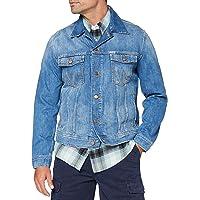 Wrangler Western Denim Jacket, Giacca da Uomo