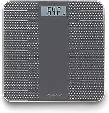 Medisana PS 430 digitale Personenwaage 40458, Anti-Rutsch Oberfläche, zur Ermittlung des Körpergewichts bis 180 kg