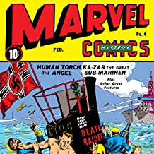 Marvel Mystery Comics (1939-1949) (Collections) (7 Book Series)