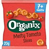 NIL Organix Stage 2 From 7 Months Finger Foods Organic Tomato Slices, 20g