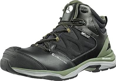 Albatros Mens Ultratrail Olive COA.TEX Mid Safety Boots