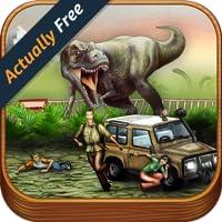 Jurassic Island: The Dinosaur Zoo