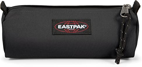Eastpak Benchmark Single Astuccio, 21 cm, Nero