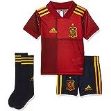 adidas FEF H MINI Unisex-Kind Voetbalset