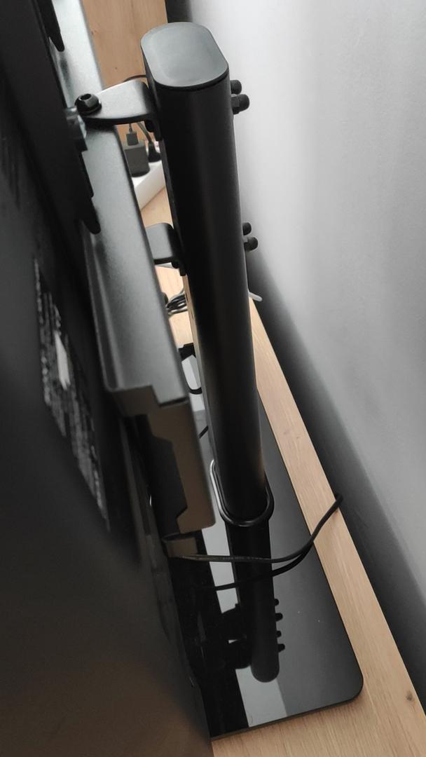 BONTEC Soporte Pedestal TV Peana para TV Giratorio Soporte Mesa TV de 26-55 Pulgadas LED/LCD/Plasma/Curva/Plana, Giratorio & Altura Ajustable Plano y Curvo de hasta 45 kg, máx. VESA 400x400 mm: Amazon.es: Electrónica