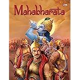 Mahabharata : Indian Epic (Illustrated Mahabharata for Children)