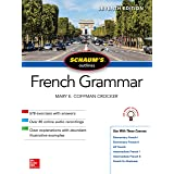 Schaum's Outline of French Grammar, Seventh Edition (Schaum's Outlines) (French Edition)