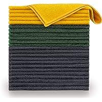 Blumtal - Chiffon Microfibre - Lot de 6 - Chiffon Microfibre Voiture - Produit Menager Entretien Maison - Tous Usages…