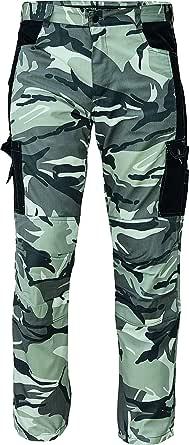 DINOZAVR Crambe Mens Work Trousers - Durable Cargo Pants