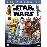 Star Wars The Rise of Skywalker Amazing Sticker Adventures