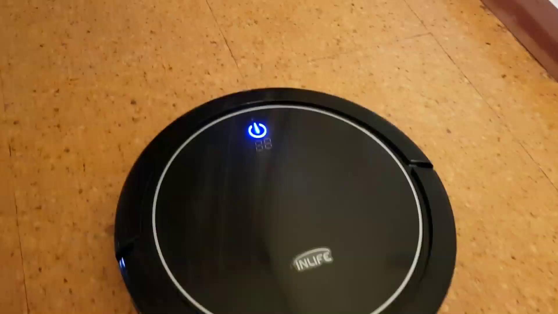 Amazon.es:Opiniones de clientes: InLife EUi7 - Robot Aspirador Carga Automática, Control Remoto, Succión Fuerte, Tecnología de Detección de Caídas, ...
