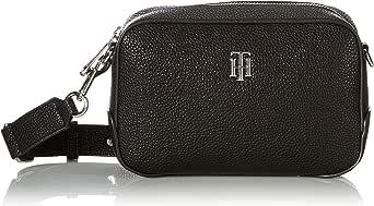 Tommy Hilfiger Damen TH Essence Tasche, Black, One Size