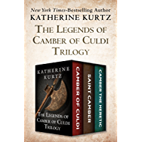 The Legends of Camber of Culdi Trilogy: Camber of Culdi, Saint Camber, and Camber the Heretic (English Edition)