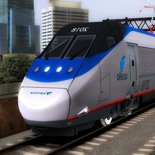 Bullet Train Simulator-Treiber - Bahnfahr 2019 - Mobile-treiber