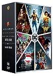 DC Universe-L'intégrale des 6 Films League + Wonder Woman + Suicide Squad + Batman v Superman : L'aube de la Justice...