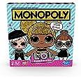 Hasbro E7572103 - Monopoly L.O.L, Multicolor, versión italiana
