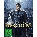 The Legend Of Hercules (Steelbook Edition) [Blu-ray]